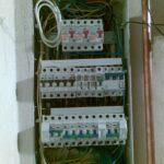 elektrický rozvaděč