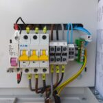 venkovní elektrický rozvaděč