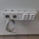 Elektrické zásuvky Pardubice