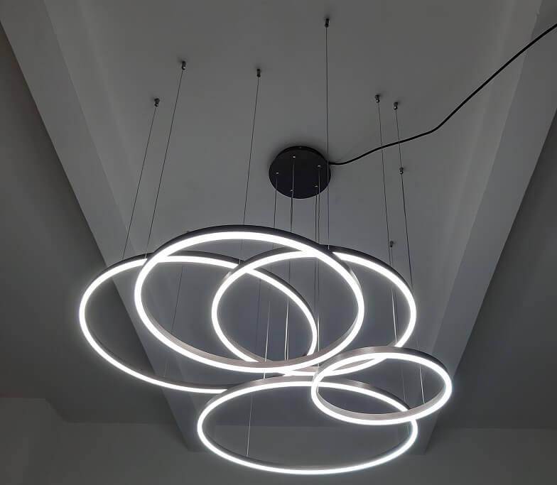 Instalace nového světla Pardubice